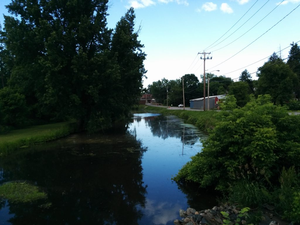 Old Champlain Canal