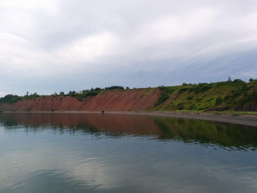 Red Cliffs, Cape George, NS
