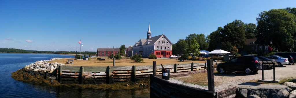 Shelburne Museums and Farmers Market